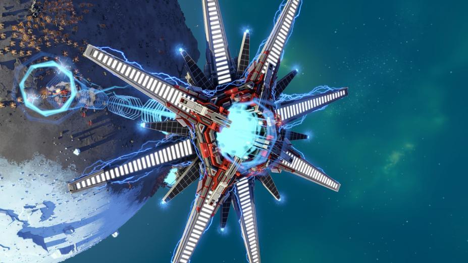 《横扫千星:泰坦》游戏截图