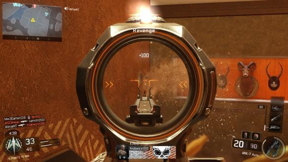 《使命召唤12:黑色行动3》游戏截图5