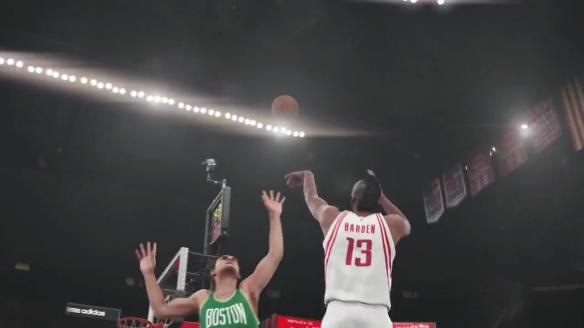 《NBA 2K16》游戏截图-2