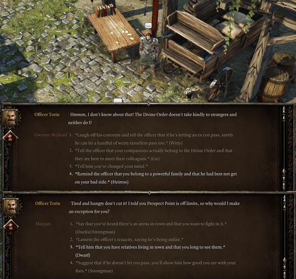《神界:原罪2》游戏截图3(1)