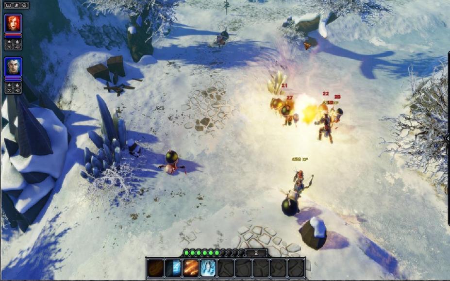 《神界:原罪2》游戏截图4(1)