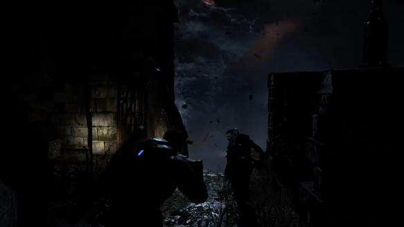《战争机器4》游戏截图4