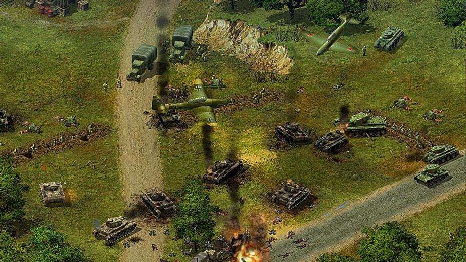 《闪电战》游戏截图