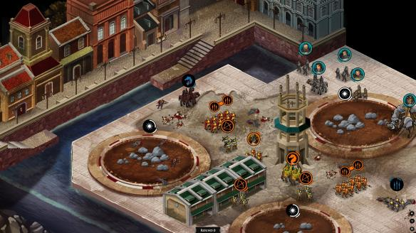 《伊斯特里恩的天灾》游戏截图