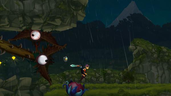 《麻烦大陆》游戏截图
