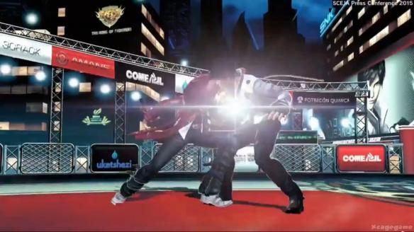 《拳皇14》视频截图