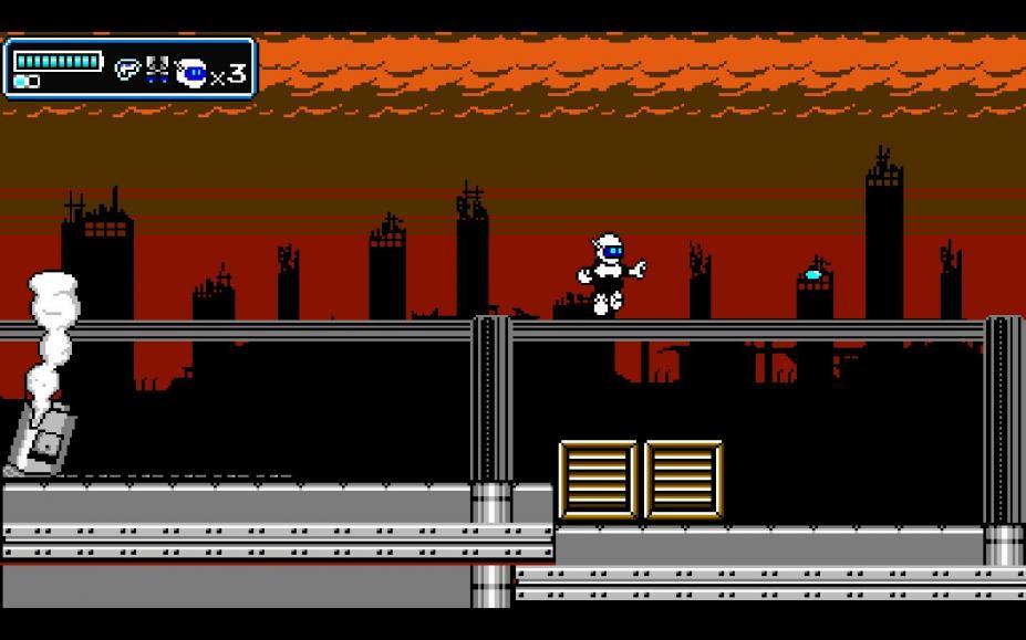 《超越人性》游戏截图