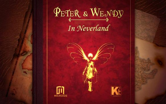 《彼得和温迪在梦幻岛》游戏截图