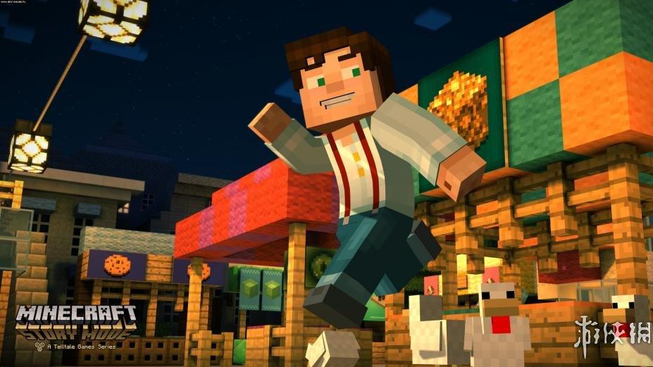 《我的世界:剧情版》游戏截图