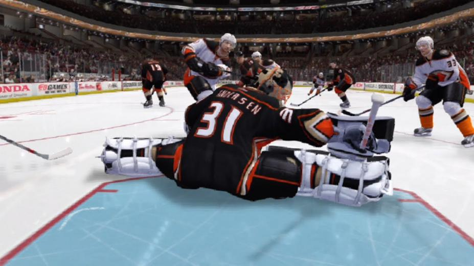 《NHL冰球传承版》游戏截图