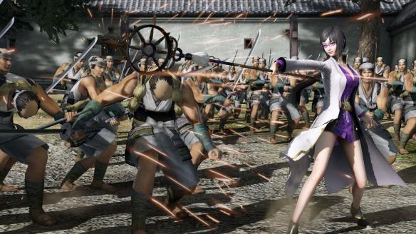《战国无双4-2》游戏截图4