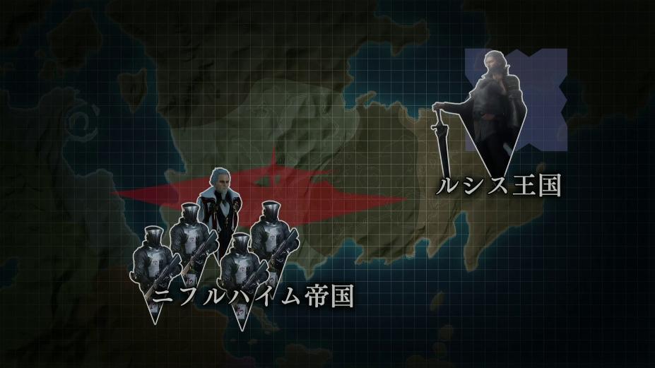 《最终幻想15》最新原画欣赏(1)