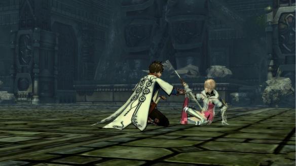《情热传说》游戏截图3