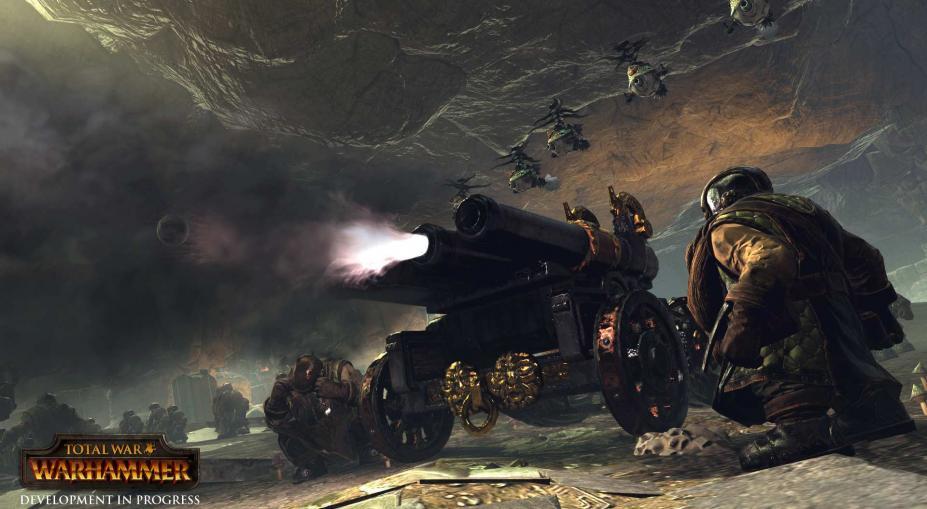 《战锤:全面战争》游戏高清截图(1)