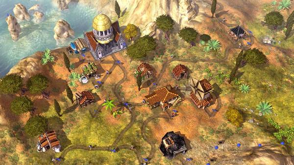 《工人物语》系列是以各种资源的开发、城镇建设、人力资源的调度为主的策略游戏,玩家的最终使命是让自己的国家发展强大。 在游戏中玩家将可以继续率领古罗马人、斯堪的纳维亚人和玛雅人等不同的民族,继续经营属于自己的国度。每种文明都各具特色的风格以及超过50种建筑物和职业,玩家必须养殖不同的农场动物,做出和使用不同的武器,以采矿,公众,生产等方式建造自己的乌托邦,这也是这款游戏的最大目的。本作是采用全新3D技术复刻制作的《工人物语2》,除了以华丽的3D多边形方式呈现游戏中的瑰丽世界,也继续延伸了全系列的独特风格