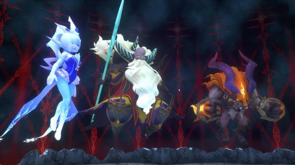 《最终幻想世界》游戏截图-4