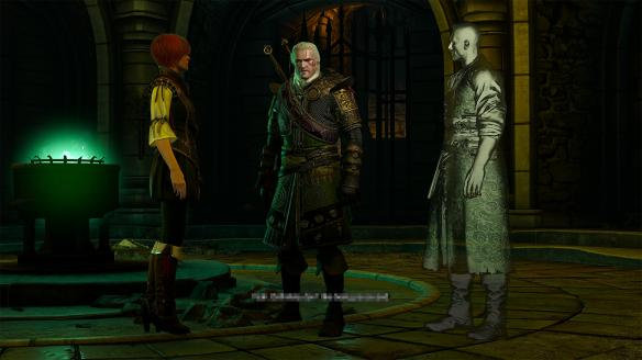 """《巫师3》""""石之心""""DLC高清截图-1"""