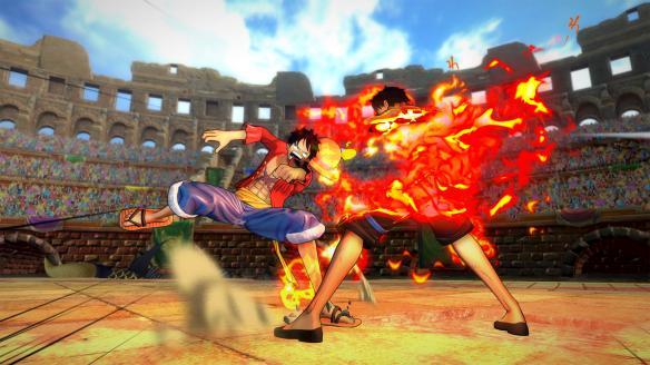 《海贼王:燃血》高清游戏截图2-1