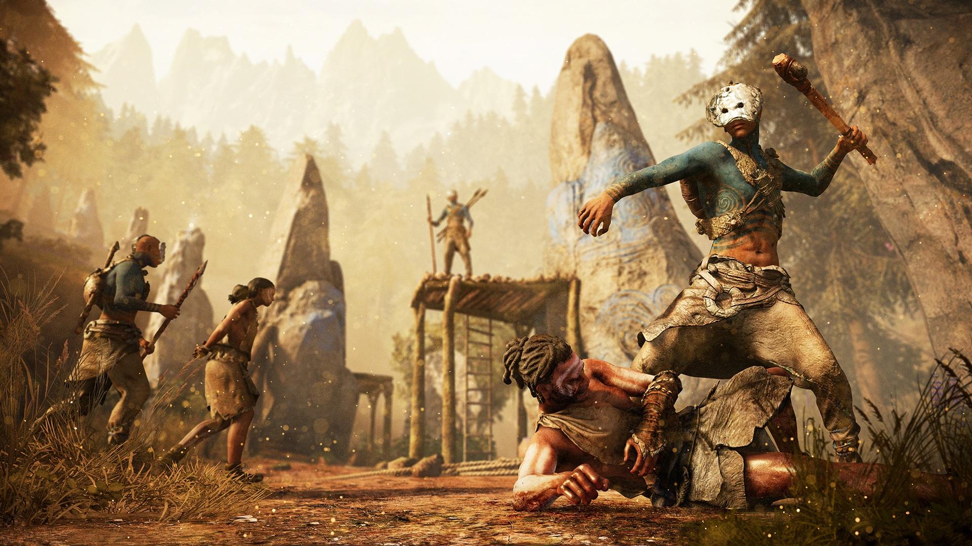 《孤岛惊魂:原始杀戮》游戏截图-1大图