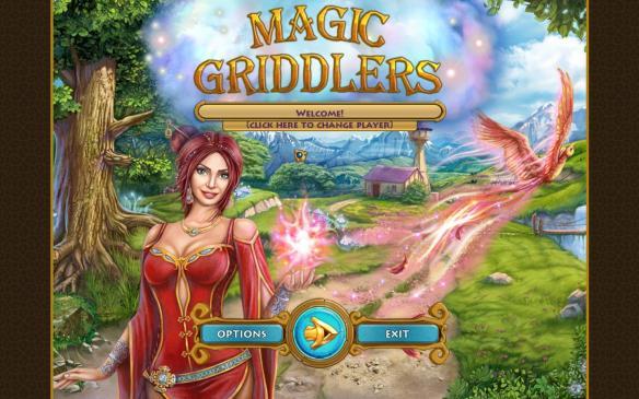 《魔法数图》游戏截图