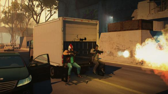 《收获日2》DLC余震游戏截图