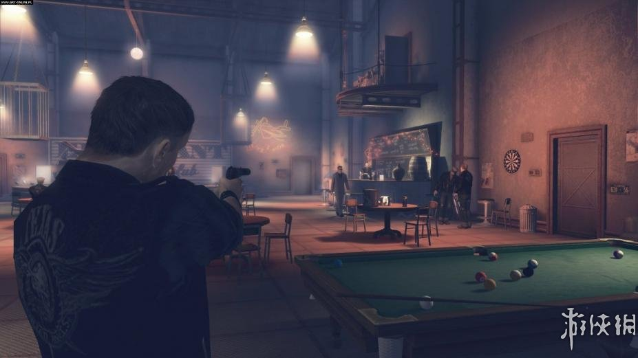 《阿廖欣的枪》游戏截图