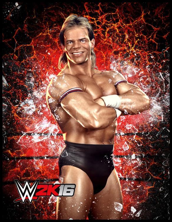 《WWE 2K16》游戏截图-4
