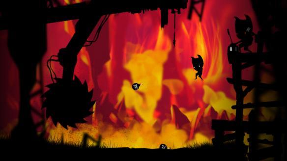 《托比:神秘的矿山》游戏截图
