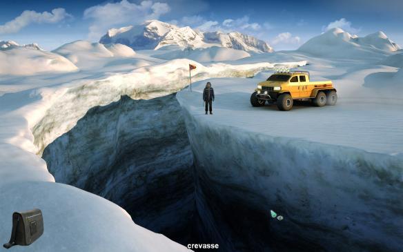 《阿尔法北极星》游戏截图