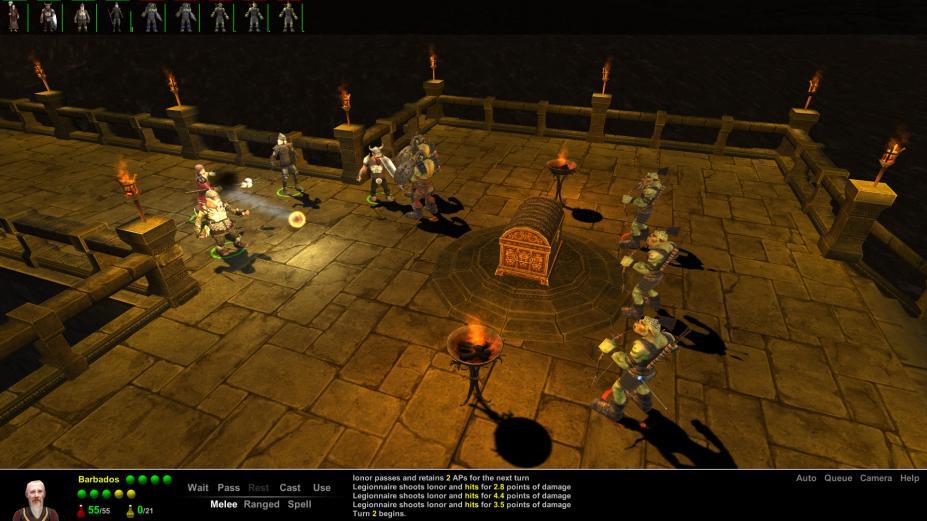 《矮人之旅》游戏截图
