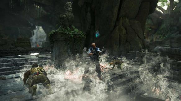 《神秘海域4:盗贼末路》多人模式截图