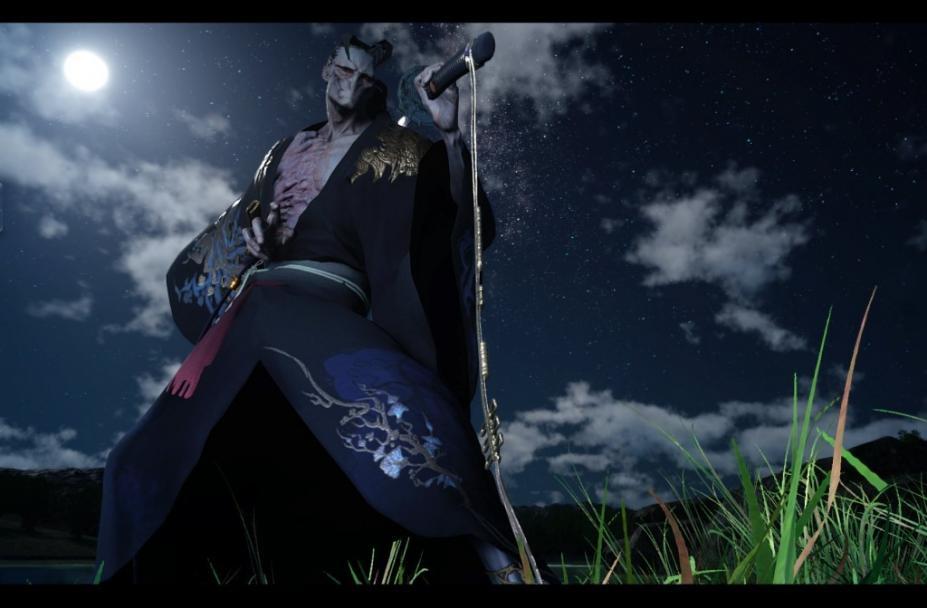 《最终幻想15》游戏截图2(1)