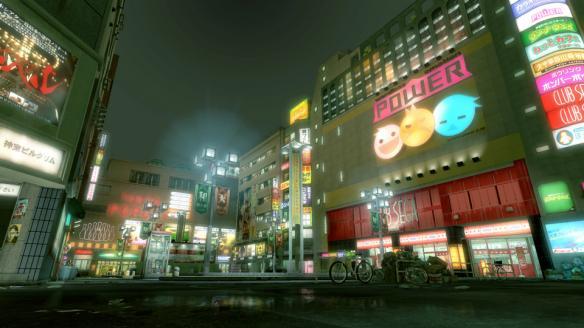 《如龙:极》游戏截图-2