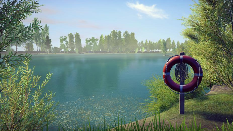 《欧洲钓鱼》游戏截图