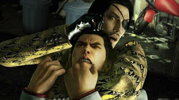 《如龙:极》游戏截图-3
