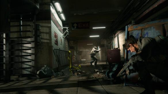 《汤姆克兰西:全境封锁》游戏截图-2
