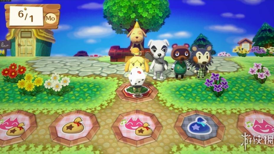 《动物之森:amiibo节日》游戏截图图片(2)