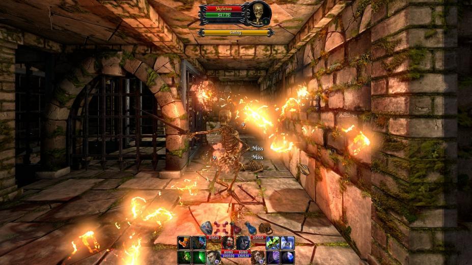 《地牢守护者的陨落》游戏截图