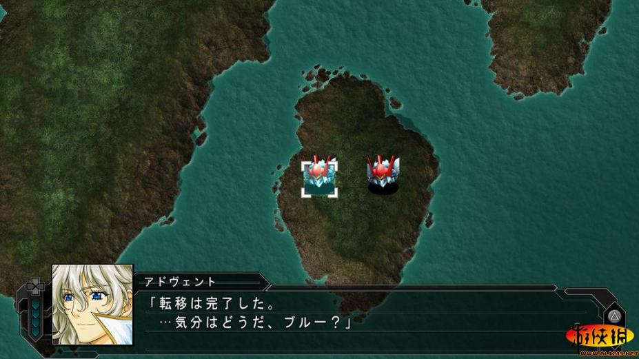 《第三次超級機器人大戰Z:連獄篇》游戲截圖