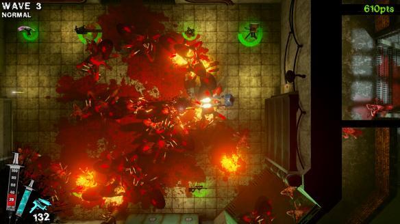 《过量:地狱之旅》游戏截图