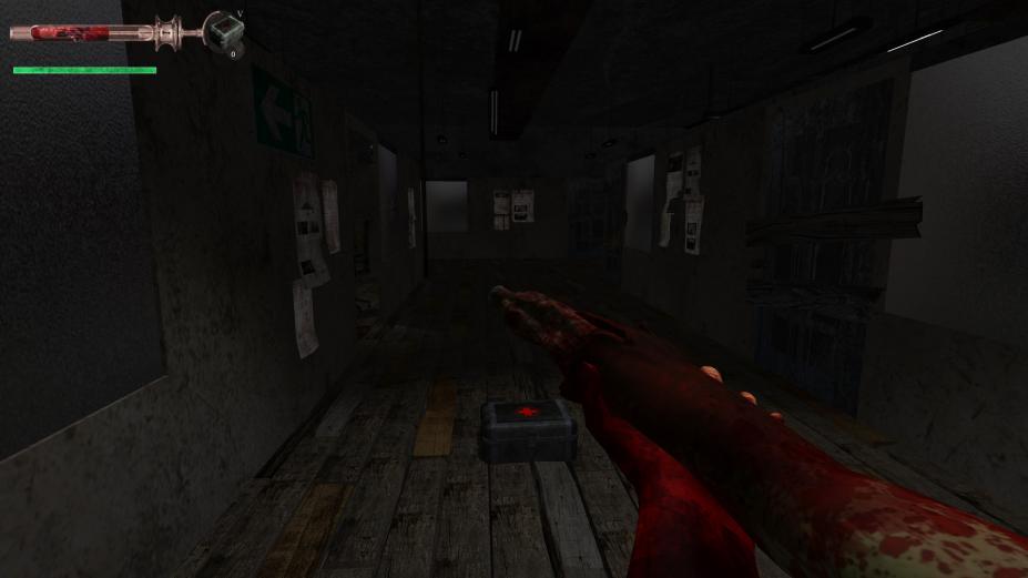 《流血边界》游戏截图