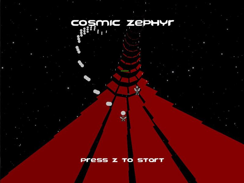 《宇宙微风》游戏截图