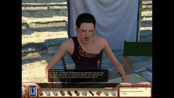 《南茜朱儿:谎言困局》游戏截图