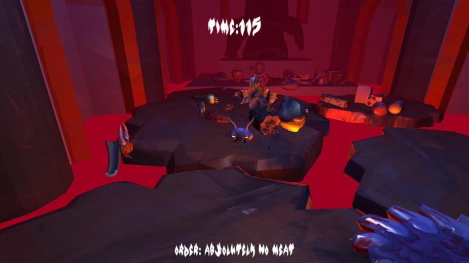 《地狱之口》游戏截图