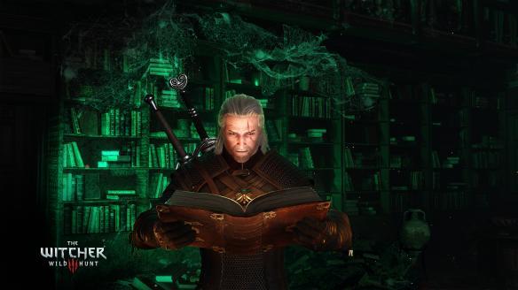 《巫师3:狂猎》万圣节壁纸4-1