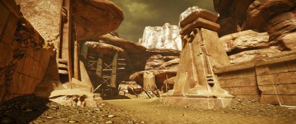 《怪物猎人Online》游戏截图1