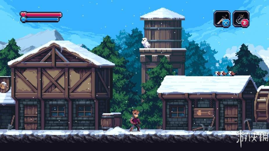 《深渊矿坑》游戏截图