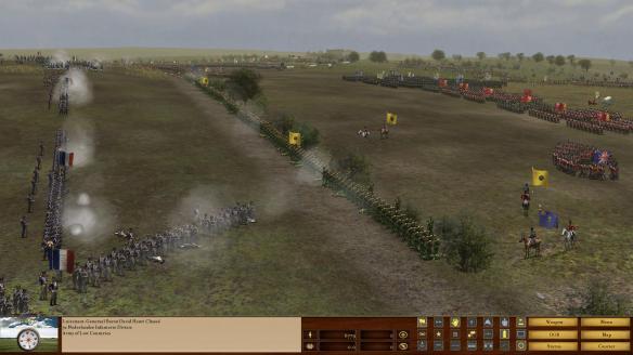 《战争灾难:滑铁卢》游戏截图