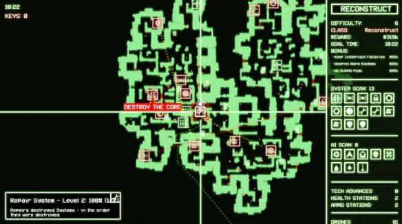 《Cryptark》游戏截图