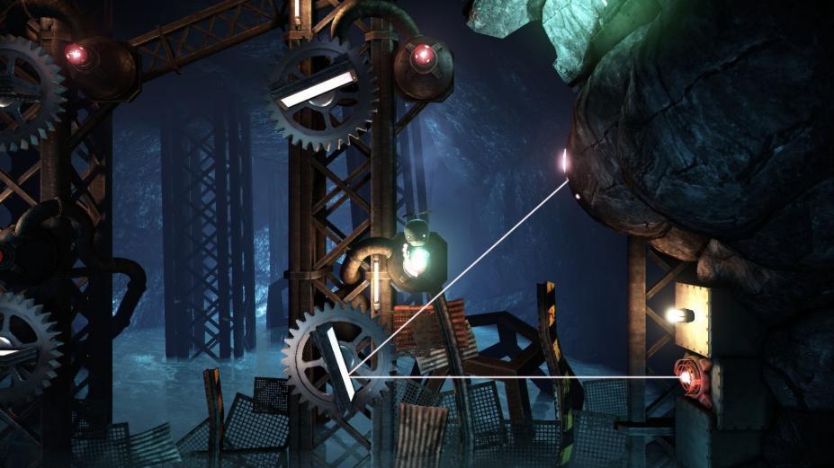 《不机械城》游戏截图(1)